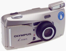 Auto Focus Compact Film Cameras with Built - in Flash