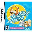 ZhuZhu Pets (Nintendo DS, 2010) - European Version