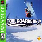 Cool Boarders 2 (Sony PlayStation 1, 1998) - European Version