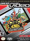 Game Boy Advance Video: Codename -- Kids Next Door, Vol. 1 (Nintendo Game Boy Advance, 2004)
