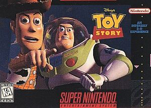 Image result for Toy Story SNES
