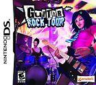 Guitar Rock Tour (Nintendo DS, 2008) - US Version