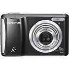 Olympus FE FE-47 14.0MP Digital Camera - Black