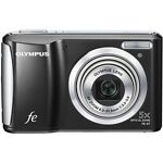Olympus FE-47 14.0 MP Digital Camera - Black