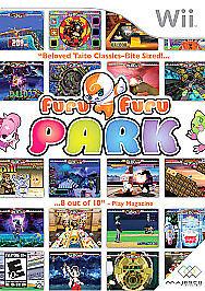 NINTENDO-Wii-Furu-Furu-Park-USED-CONDITION