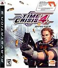 Time Crisis 4 (Sony PlayStation 3, 2007)