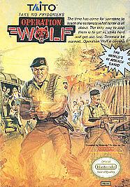Operation-Wolf-Nintendo-1989-Fully-Tested