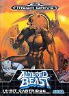 Altered Beast SEGA Video Games