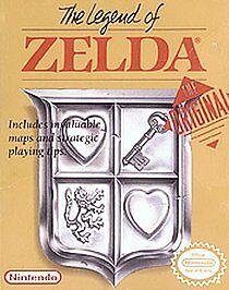 Legend Of Zelda, NES  - $16.97