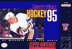 Brett Hull Hockey 95 (Super Nintendo Entertainment System, 1995)
