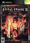 Fatal Frame II: The Crimson Butterfly -- Director's Cut (Microsoft Xbox, 2004)