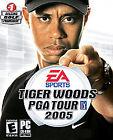 Tiger Woods PGA Tour 2005 (PC, 2004) - European Version