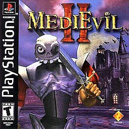 Medievil Ii Sony Playstation 1 2000 For Sale Online Ebay