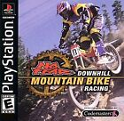No Fear Downhill Mountain Bike Racing (Sony PlayStation 1, 1999)