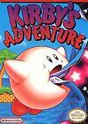 Kirby's Adventure Nintendo NES Boxing Video Games