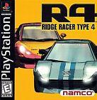 R4: Ridge Racer Type 4 (Sony PlayStation 1, 1999)