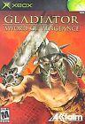 Gladiator: Sword of Vengeance (Microsoft Xbox, 2003)