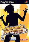 Karaoke Revolution Volume 3 Bundle (Sony PlayStation 2, 2004)
