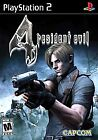 Resident Evil 4 (Sony PlayStation 2, 2005)