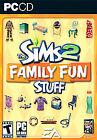 Sims 2: Family Fun Stuff (PC, 2006)