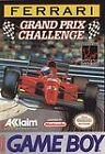 Ferrari Grand Prix Challenge (Nintendo Game Boy, 1992)