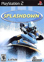 Splashdown-Sony-PlayStation-2-2001-COMPLETE-FAST-SHIPPING-INFOGRAMES-PS2