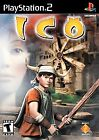 Ico (Sony PlayStation 2, 2001) - Japanese Version