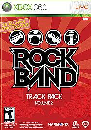 Rock-Band-Track-Pack-Vol-2-Microsoft-Xbox-360-2008-2008