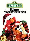 Sesame Street - Elmo Saves Christmas (DVD, 1997)
