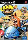 Racing Crash Bandicoot Video Games