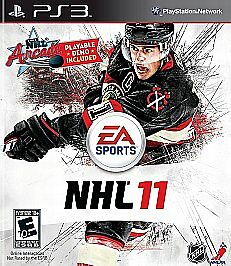NHL 11  (Sony Playstation 3, 2010)