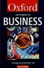 A Dictionary of Business by Market House Books (Paperback, 1996)