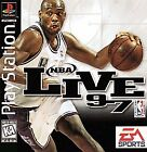 NBA Live 97 (Sony PlayStation 1, 1996) - European Version