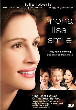 Mona Lisa Smile (DVD, 2004) - FREE SHIPPING!