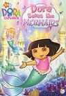 Dora the Explorer - Dora Saves the Mermaids (DVD, 2007)