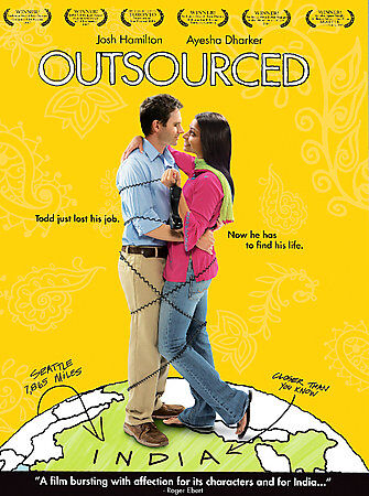 Outsourced (DVD, 2008) Brand New, Sealed!