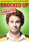 Knocked Up (DVD, 2007, Unrated and Unprotected Full Frame)