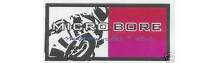 Microbore Motorcycles
