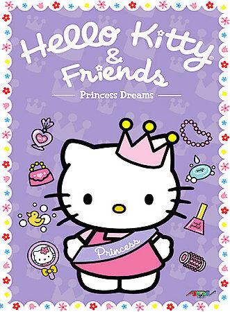 Hello Kitty & Friends, Vol. 5: Princess Dreams Artist Not Provided DVD
