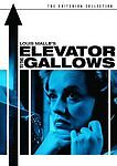Elevator to the Gallows Criterion Collection New DVD Not in Plastic free Ship