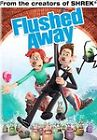 Flushed Away (DVD, 2007, Full Frame; Checkpoint)