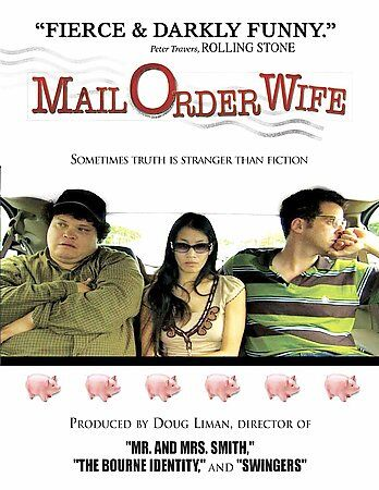 Mail Order Wife (DVD Movie, 2005) Eugenia Yuan Adrian Martinez - Comedy - NEW