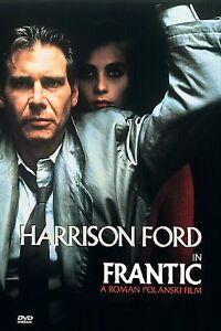 Frantic (DVD, 1998)