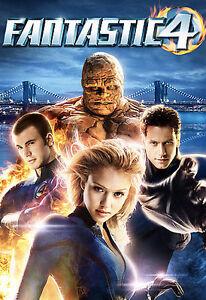 Fantastic Four Widescreen Edition