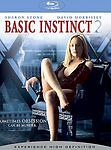 BRAND NEW! FACTORY SEALED! SHIPS THE SAME DAY! Basic Instinct 2 [Blu-ray]