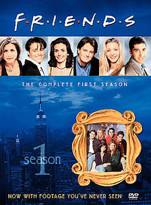 Friends-The-Complete-First-Season-DVD-2002-4-Disc-Set-Four-Disc-Boxed-Set