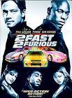 2 Fast 2 Furious (DVD, 2003, Widescreen)