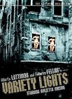 Variety Lights (DVD, 2000, Criterion Collection)