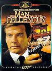 The Man with the Golden Gun DVDs