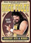 WWE - Mick Foley: Greatest Hits  Misses (DVD, 2004, 2-Disc Set)